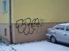 Odstránenie graffiti zplochy ošetrenej antigraffiti Prievidza1