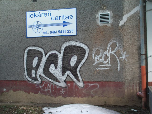 Antigraffitový náter– Prievidza